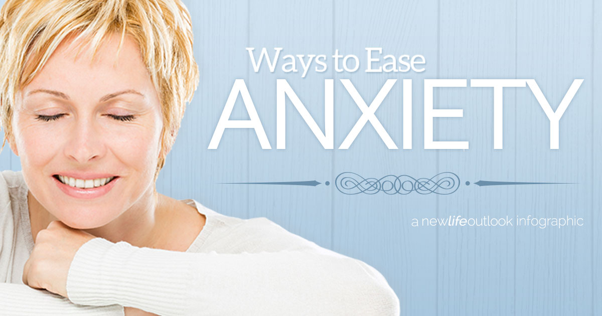 New Life Outlook - Overactive Bladder Infographic: How to Ease Your Anxiety Right Now